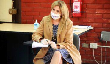 En la antesala de masivo confinamiento ministra de la Mujer ofició al fiscal nacional por denuncias de violencia intrafamiliar