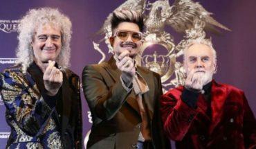 """En la voz de Adam Lambert, junto a Queen reversionan """"We are the Champions"""""""