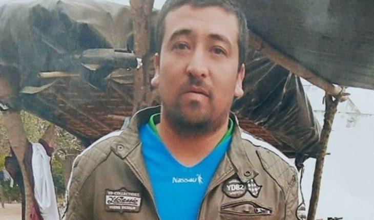 Encontraron el cuerpo de Luis Espinoza arrojado a un barranco