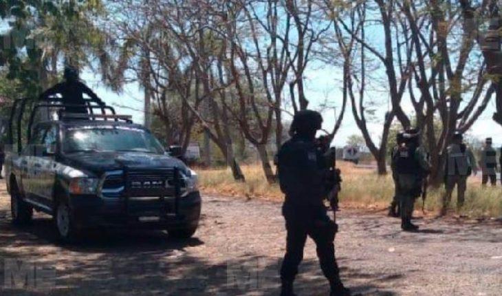 Encuentran dos cadáveres baleados y maniatados en el municipio de Jacona