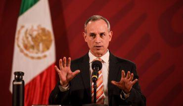 Epidemia de COVID-19 durará hasta octubre en Jalisco y NL: Salud