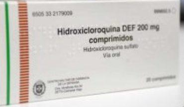 Estudio descarta la eficacia de la hidroxicloroquina contra la COVID-19