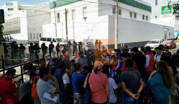 Exige CNTE determinar situación jurídica de normalistas detenidos