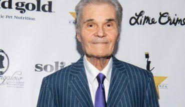 Falleció Fred Willard a los 86 años de edad