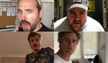 #Fightchallenge: actores argentinos crearon su versión del desafío de Zoë Bell