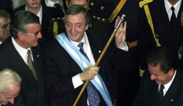Florencia Kirchner recordó a Néstor, a 17 años de su asunción presidencial
