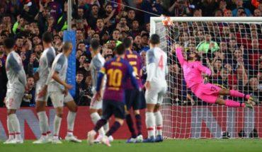 France Football eligió los 50 mejores goles de la Champions: 4 son de Messi