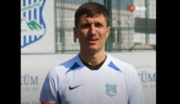 Futbolista turco confesó haber ahogado a su hijo de cinco años quien estaba bajo sospecha de coronavirus