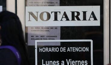 """Gobierno ingresó proyecto al Congreso para """"desnotarizar"""" trámites"""
