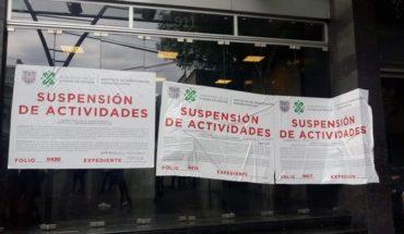 Gobierno suspende a call center que dan servicio a Grupo Salinas