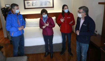 Habilitan residencias sanitarias para vecinos de Las Condes y Lo Barnechea