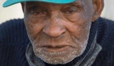 Hombre de Sudáfrica cumple 116 años en plena pandemia de coronavirus