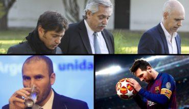 Hoy anuncian la nueva cuarentena, siguen las negociaciones por la deuda, vuelve el fútbol en España y más...