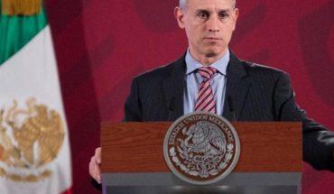 Hugo Lopez-Gatell presenta el Plan de Transición a la Nueva Normalidad