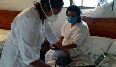 IMSS inicia programa de prevención Covid-19 en Selva Lacandona