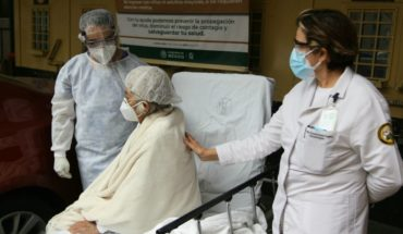 IMSS reporta que mujer de 65 años 'venció' a COVID-19 con plasma