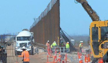 Insiste Trump en muro de negro; costaría 500 mdd