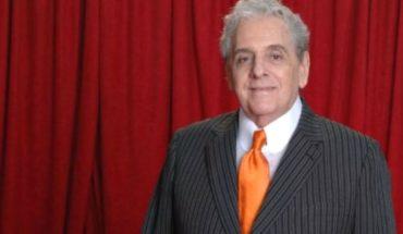 Internaron de urgencia a Antonio Gasalla en plena cuarentena