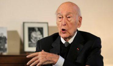 Investigan acusación por agresión sexual contra el expresidente francés Valéry Giscard