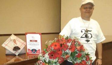 Jaime Montejo, el activista por los derechos de las trabajadoras sexuales