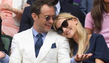 Jude Law, el reconocido actor británico, se convertirá en padre por sexta vez