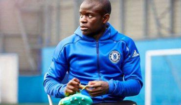 Kante se niega a jugar y eso ocasiona problemas al Chelsea