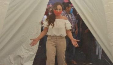 Lázaro Cárdenas lidera cifras de contagios y defunciones por Covid-19, alcaldesa asegura hubo prevención