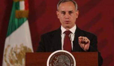 López-Gatell: Cada región de México se encuentra en distinta etapa de la epidemia