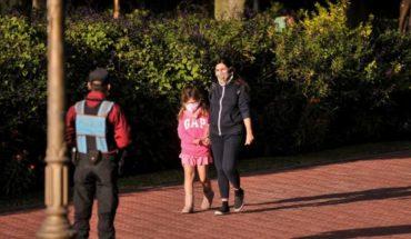 La Ciudad ratifica las salidas de los niños a pesar de los nuevos casos de Covid-19