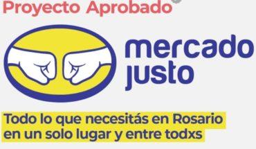 """Lanzan """"Mercado Justo"""" en Rosario, una plataforma de comercio online sin costos"""