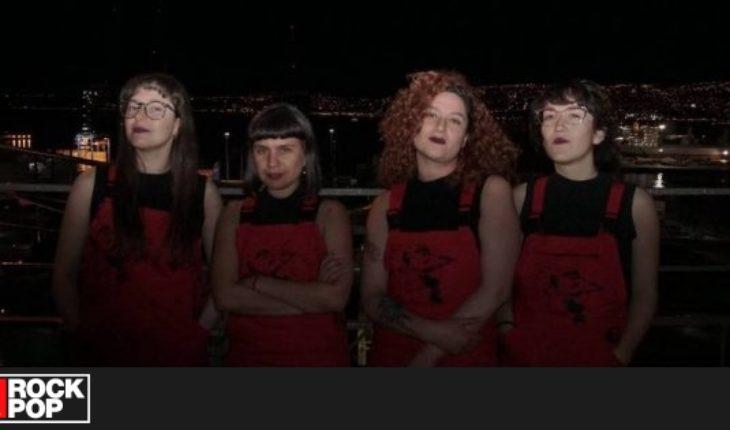 """Las Tesis lanzan cover de """"Corazones Rojos"""" de Los Prisioneros"""