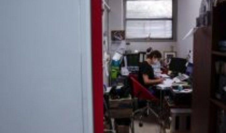 Los laboratorios universitarios, claves en el testeo de COVID-19 en Chile
