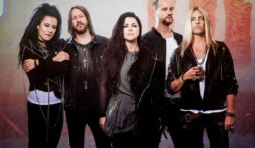 Luego de 9 años, Evanescence lanzó un nuevo tema y dio detalles de su próximo disco