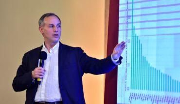 México ha logrado aplanar la curva epidémica de COVID-19: López Gatell
