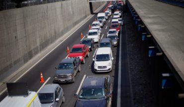 """MOP: """"Américo Vespucio Norte, Américo Vespucio Sur y Autopista Central, se encuentran cobrando tarifas que no corresponden"""""""