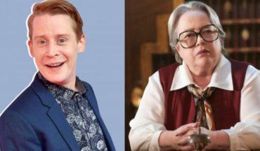 """Macaulay Culkin tendrá """"sexo loco y erótico"""" con Kathy Bates en la nueva temporada de American Horror Story"""