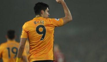 Manchester United y Juventus quieren a Raúl Jiménez
