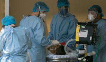 México registra 479 muertes por COVID-19, ronda las 7 mil defunciones