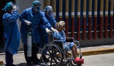 México supera las 7 mil muertes por COVID-19