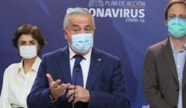 """Ministro de Salud: """"No hemos llegado al debate de la 'última cama'"""""""