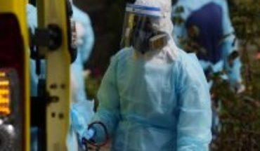 Minsal reporta cifra más alta de fallecidos en un día y contagios por Covid-19 vuelven a superar los dos mil diarios