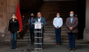 Morelia podría levantar cuarentena a finales de mayo
