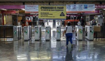 Movilidad vehicular y en transporte de CDMX baja hasta 80% por pandemia