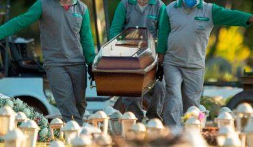 Muertos por Covid-19 hoy 21 de mayo en Brasil llegan a 20.047