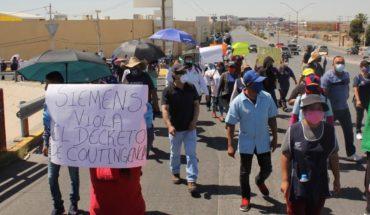 Nos obligan a trabajar, pese a muertes por COVID: obreros en Chihuahua