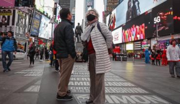 Nueva York registró menos de cien muertos por COVID-19 desde el pico máximo