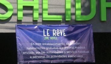 Ofrecen 196 hoteles de Valle de México hospedar médicos