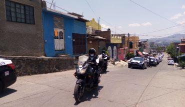 Policía de Morelia recibe hasta 20 reportes de fiestas durante fines de semana