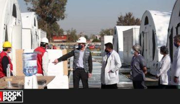 Presidente Piñera confirma que se instalarán cinco hospitales de campaña