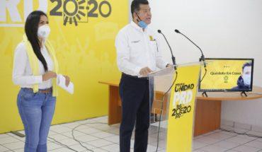 """""""Presidentes municipales de Morena minimizaron pandemia de Covid-19"""", acusa PRD Michoacán"""